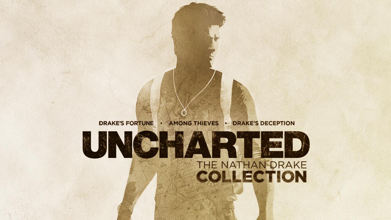 UnchartedNathan Drake Collection