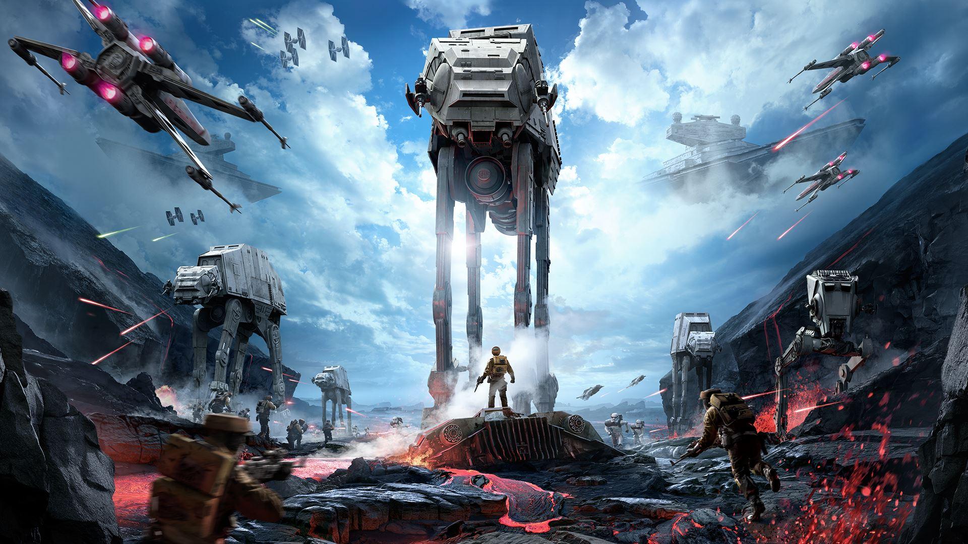 星際大戰:戰場前線