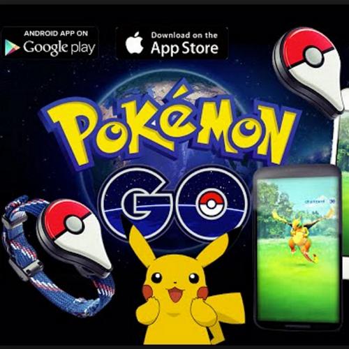 【Pokémon Go】正式開跑,結合Google定位系統,讓你出門也能抓神奇寶貝!(Android/iOS)